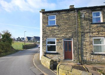 Thumbnail 1 bed end terrace house for sale in Hopton Hall Lane, Mirfield, West Yorkshire