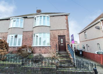 2 bed semi-detached house for sale in Queens Avenue, Flint CH6