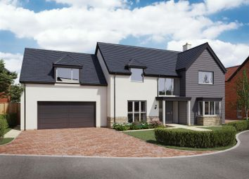 Thumbnail 5 bed detached house for sale in Newland Orchard, School Lane, Whitminster, Gloucester