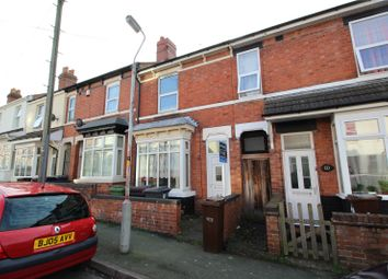 Thumbnail 3 bed terraced house to rent in Manlove Street, Pennfields, Wolverhampton