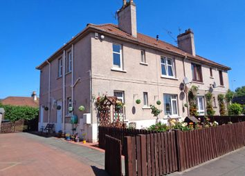 Thumbnail 2 bed flat for sale in Letham Avenue, Leven