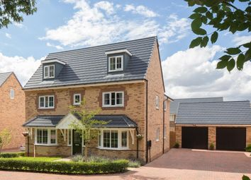 """Thumbnail 5 bedroom detached house for sale in """"Stratford"""" at Michaels Drive, Corby"""