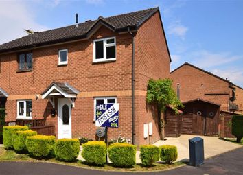 Thumbnail 2 bed semi-detached house for sale in Mary Rose Avenue, Wootton Bridge, Ryde, Isle Of Wight