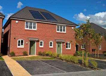 Thumbnail 2 bedroom semi-detached house for sale in Lapwing Lane, Stockport