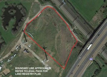Thumbnail Land for sale in Seighford Lane, Stafford