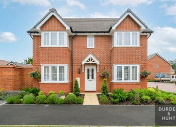 Thumbnail 3 bed detached house for sale in Elstar Road, Ongar
