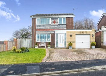 Thumbnail 3 bed detached house for sale in Killin Close, Chapel Park, Newcastle Upon Tyne