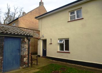 Thumbnail 2 bedroom flat for sale in School Lane, East Harling, Norwich