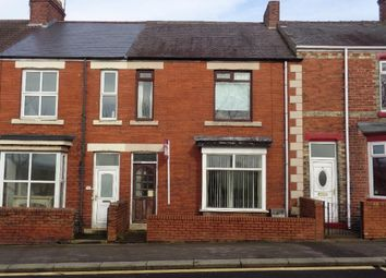 Thumbnail 3 bed terraced house for sale in Adelaide Terrace, Shildon