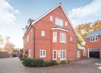 Thumbnail 4 bed town house for sale in The Courtyard, Maidenhead
