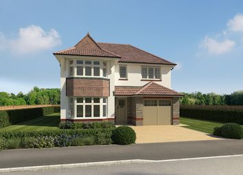 "Thumbnail 3 bed detached house for sale in ""Oxford Lifestyle"" at Walters Field, Roundswell, Barnstaple"