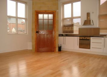 Thumbnail 2 bed flat to rent in 42 Charles Street, Hucknall, Nottingham