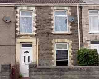 Thumbnail 3 bed terraced house for sale in Gorseinon Road, Penllergaer, Swansea