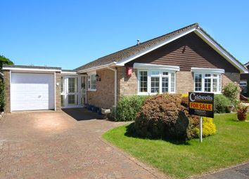 Thumbnail 3 bed detached bungalow for sale in Harts Way, Everton, Lymington, Hampshire