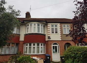 Thumbnail 4 bed terraced house to rent in Firs Park Avenue, London