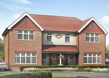 Thumbnail 4 bed semi-detached house for sale in Plot 7, The Sandringham, The Thatch, Garstang, Preston, Lancashire