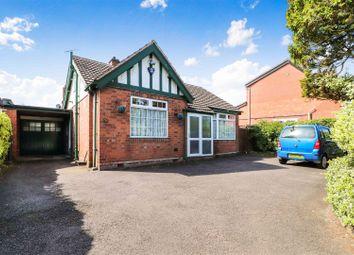 Thumbnail 2 bed bungalow for sale in Birmingham Road, Budbrooke, Warwick