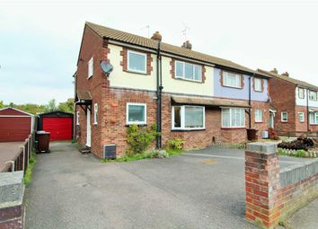 Thumbnail 5 bed semi-detached house for sale in Ash Grove, Blackheath, Colchester