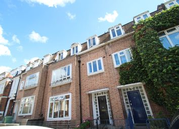 Thumbnail 3 bed flat to rent in Howitt Road, Belsize Park