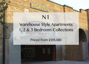Thumbnail 3 bedroom flat for sale in Wenlock Street, London