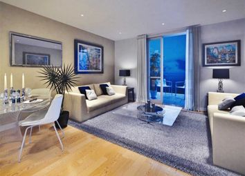 Thumbnail 1 bed flat for sale in Artisan Place, Canary Gateway, Docklands, London