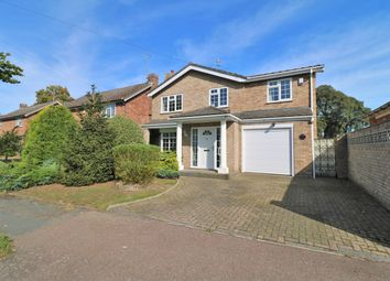Thumbnail 4 bed detached house for sale in Woodland Way, Wivenhoe, Colchester