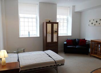 Thumbnail Studio to rent in Exchange Building, 26 Market Street, Llanelli.