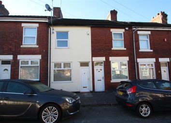 Thumbnail 2 bedroom terraced house to rent in Ashworth Street, Fenton, Stoke-On-Trent