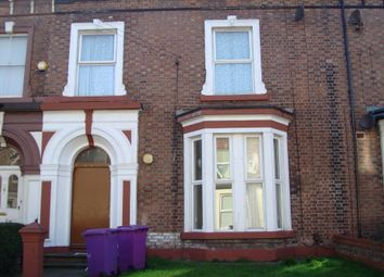 Thumbnail 2 bed flat to rent in Onslow Road, Liverpool