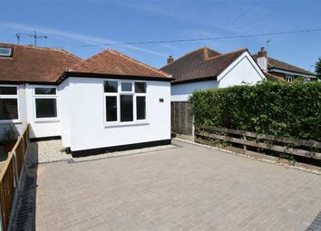 Thumbnail 2 bed semi-detached bungalow for sale in Eastwood Road North, Leigh-On-Sea, Essex