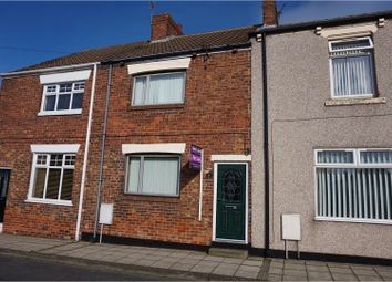 Thumbnail 3 bed terraced house for sale in Luke Street, Trimdon Station