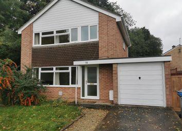 Thumbnail 3 bed property to rent in Southwood Road, Hilperton, Trowbridge