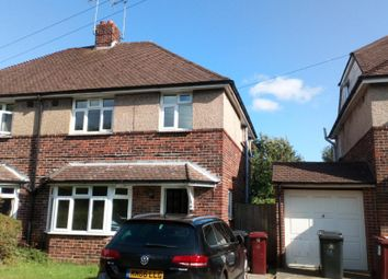 Thumbnail 3 bed semi-detached house to rent in Bridge Road, Chichester