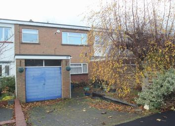 Thumbnail 3 bed terraced house for sale in Knoll Road, Abergavenny