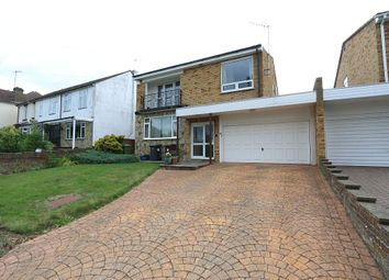 Thumbnail 4 bed detached house for sale in Merry Hill Road, Bushey, Hertfordshire