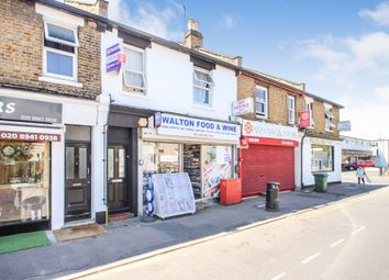 3 bed maisonette for sale in Walton Road, West Molesey KT8