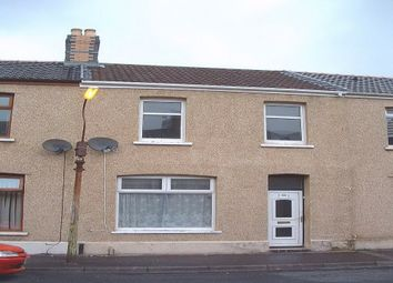 Thumbnail 3 bedroom terraced house to rent in Enfield Street, Port Talbot, West Glamorgan