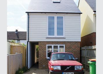 Thumbnail 2 bedroom detached house for sale in 1A Sovereign Terrace, Bath Road, Nr. Ashford, Kent