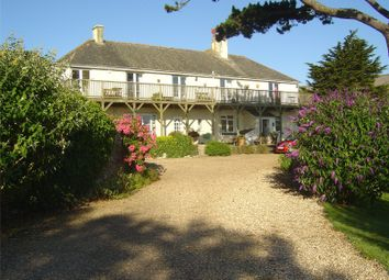Thumbnail 7 bed detached house for sale in East Portlemouth, Salcombe, Devon
