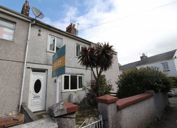 Thumbnail 2 bed cottage to rent in Jubilee Terrace, Plymouth
