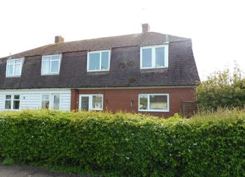 Thumbnail 3 bed property to rent in North Croft, Williton, Taunton