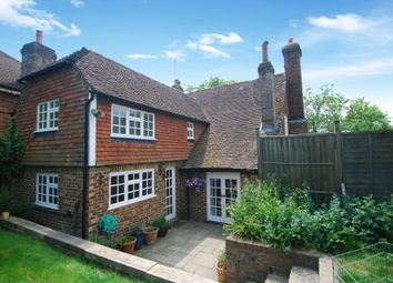 Thumbnail 4 bed cottage to rent in Tonbridge Road, Hildenborough, Tonbridge