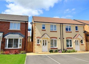 Thumbnail 3 bed semi-detached house for sale in Spitfire Road, Newport