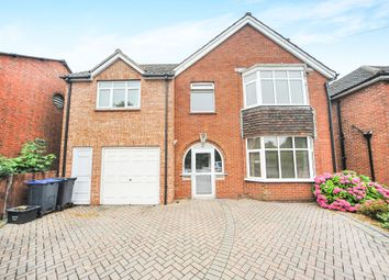 Thumbnail 4 bed detached house for sale in Nursteed Road, Devizes