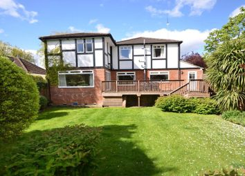Thumbnail 5 bedroom detached house for sale in Woodhurst Road, Maidenhead, Berkshire