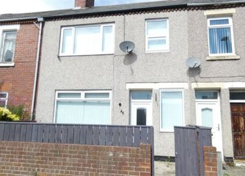 Thumbnail 4 bed terraced house to rent in Castle Terrace, Ashington