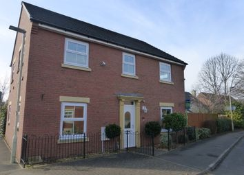 Thumbnail 4 bed detached house for sale in Windfall Way, Longlevens, Gloucester