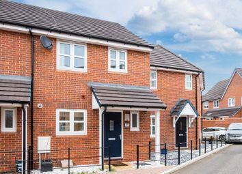 Thumbnail 2 bed terraced house for sale in Braeburn Road, Aylesbury