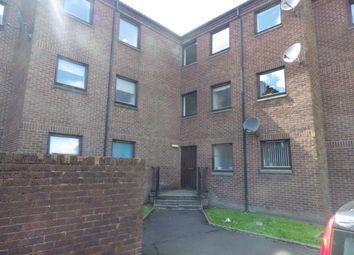 Thumbnail 1 bed flat to rent in Larkin Gardens, Paisley, Renfrewshire