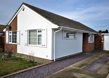 Thumbnail 3 bed detached bungalow for sale in Cedar Cres, St Marys Bay, New Romney, Kent